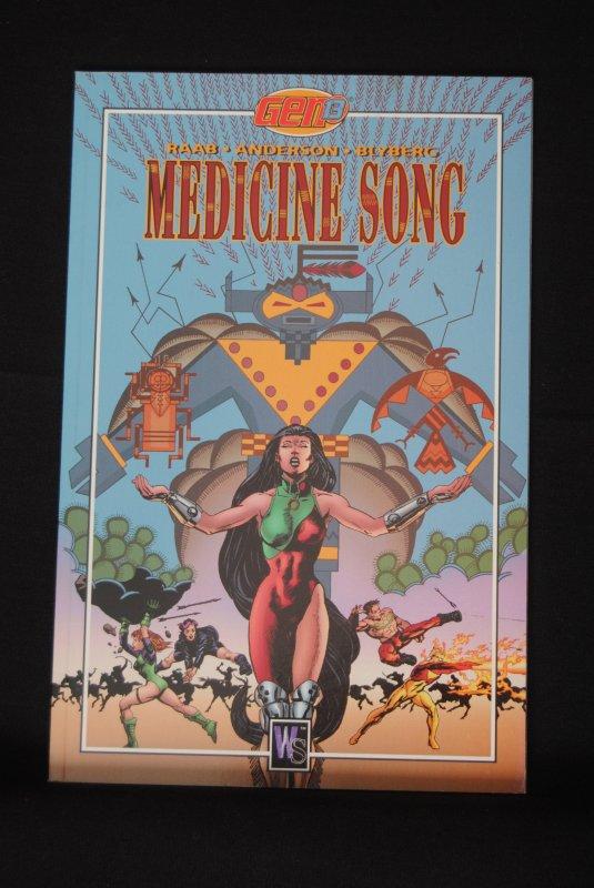 Gen 13, Medicine Song TPB