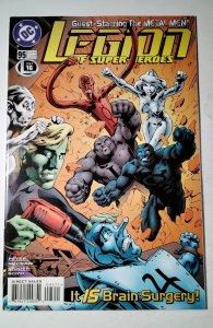 Legion of Super-Heroes #95 (1997) DC Comic Book J759