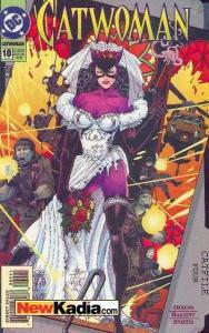 Catwoman (1993 series) #18, NM (Stock photo)