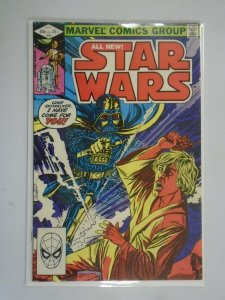 Star Wars #63 Direct edition 6.0 FN (1982 Marvel)