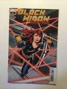 Black Widow Widows Sting 1 Near Mint Nm Marvel