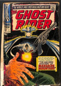 Ghost Rider #7 (1967)