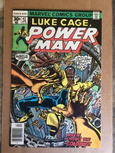 Luke Cage, Power Man