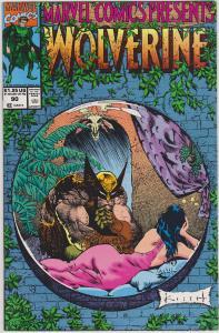 Marvel Comics Presents #90