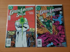 Green Lantern Special 1-2 Complete Set Run! ~ NEAR MINT NM ~ 1989 DC Comics