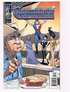 Countdown (2000 Wildstorm) #3 Wildstorm Comic Book Jeff Mariotte HH4 AD38