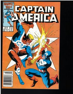 Captain America #327 (Marvel, 1987)