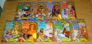 Heart of Empire #1-9 VF/NM complete series LUTHER ARKWRIGHT bryan talbot set lot