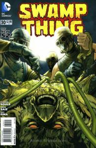 Swamp Thing (5th Series) #30 VF; DC   save on shipping - details inside