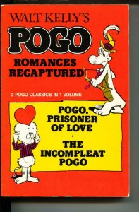 POGO Romances Recaptured-Walt Kelly-Paperback-VG