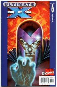 Ultimate X-Men #6 (Marvel, 2001) FN/VF