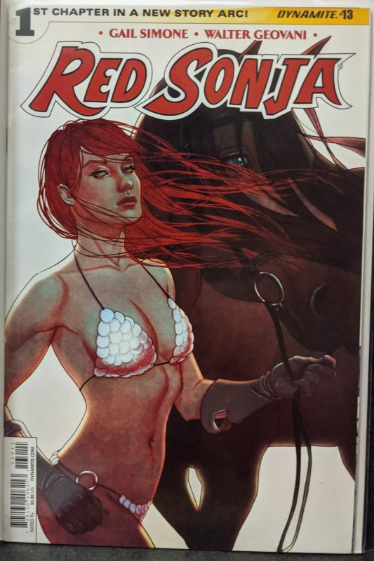 Red Sonja #13 (2014)