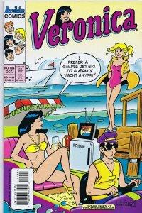 Veronica #104 ORIGINAL Vintage 2000 Archie Comics GGA Good Girl Art Bikini Cover
