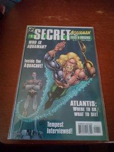Aquaman: Secret Files & Origins #1 (1998)