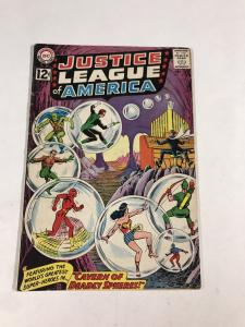 Justice League Of America 16 3.0 Gd/vg Good / Very Good Dc Silver Age