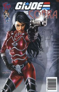 G.I. Joe vs. Cobra #2 VF/NM; Fun | save on shipping - details inside