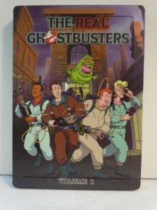The Real Ghostbusters Vol. 1 DVD STEELBOOK