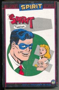 Spirit Archives-Vol.17-Bill Eisner-Sealed-Hardcover