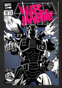 Iron Man #282 VF/NM 9.0 1st Full War Machine! Marvel Comics