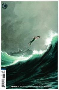 Aquaman #49 MiddletonVariant Cvr (DC, 2019) NM