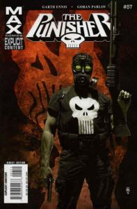 Punisher (7th Series) #57 VF; Marvel | save on shipping - details inside