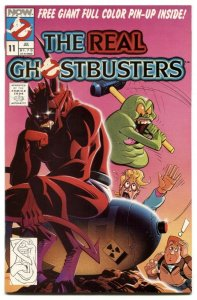 The Real Ghostbusters #11 1988- Now Comics VG