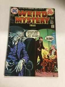 Weird Mystery Tales 12 Fn- Fine- 5.5  DC Comics