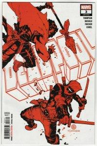 Deadpool #3 (Marvel, 2020) NM