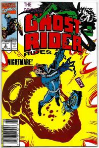 Ghost Rider Rides Again #6 (Marvel, 1991) VG/FN