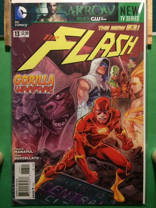 The Flash #13 The New 52