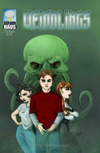 Weirdlings #1 VF/NM; Strumhaus   save on shipping - details inside