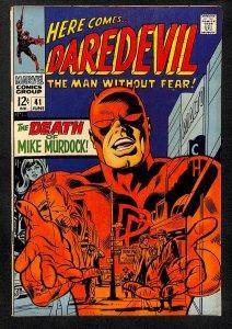 Daredevil #41 (1968)