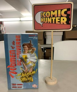 Women of the DC Universe Shazam Mary Bust Limited Edition