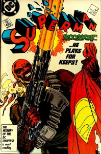 Superman  #4 (1987)