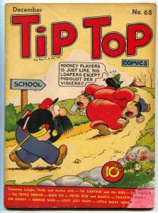 Tip Top Comics #68 1941- Captain and the Kids- Golden Age restored