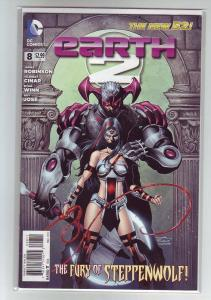 EARTH TWO (2012 DC) #8 NM-