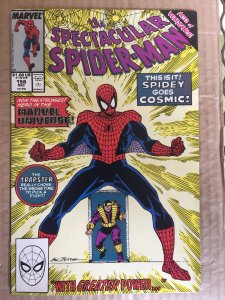The Spectacular Spider-Man #158 (1989)