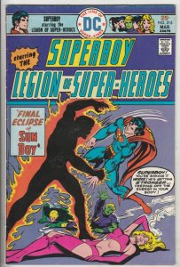 Superboy #215 (Mar-79) VF/NM High-Grade Superboy, Legion of Super-Heroes