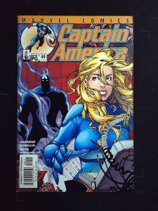 Captain America #49 (2002)