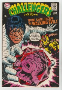 Challengers of the Unknown #63 (Sep-64) VF+ High-Grade Challengers of the Unk...