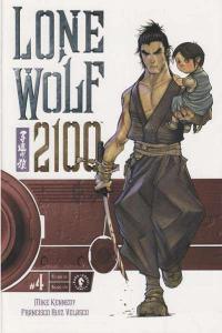 Lone Wolf 2100 #4, NM + (Stock photo)