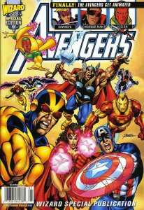 Wizard's Avengers Special #1 FN; Wizard | save on shipping - details inside