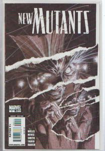 NEW MUTANTS #2 - MARVEL COMIC - BAGGED,& BOARDED - N/M UNREAD