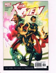 Xtreme X-Men #30 VF Marvel God Loves Man Kills II Conclusion Comic Book 2001 DE9