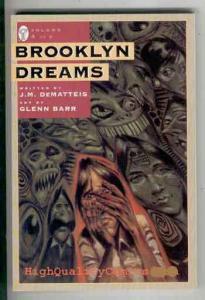 BROOKLYN DREAMS #4, NM+, DeMatteis, Paradox, 1995, Barr, Door