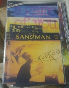 SANDMAN # 35 1992 DC COMICS NEIL GAIMAN  A GAME OF YOU PT 4+DOLLS HOUSE BARBIE
