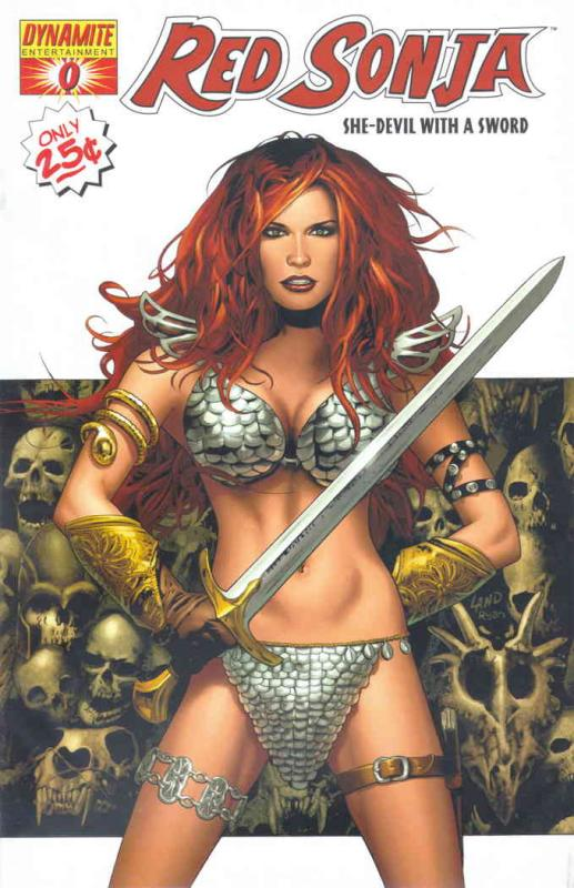 Red Sonja (Dynamite) #0A FN; Dynamite | save on shipping - details inside