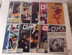 Caper 1-12 Near Mint Complete Set Run Lot Winick