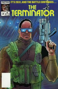 Terminator, The (1st Series) #3 VF/NM; Now   save on shipping - details inside