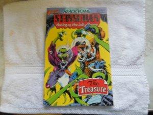 1984 FIRST COMICS STARSLAYER # 22